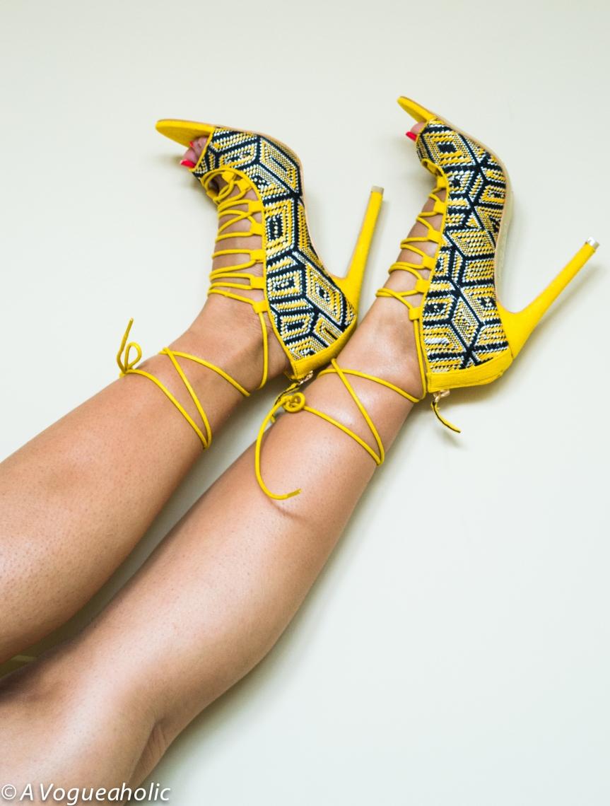 Review :: ShoedazzleViola