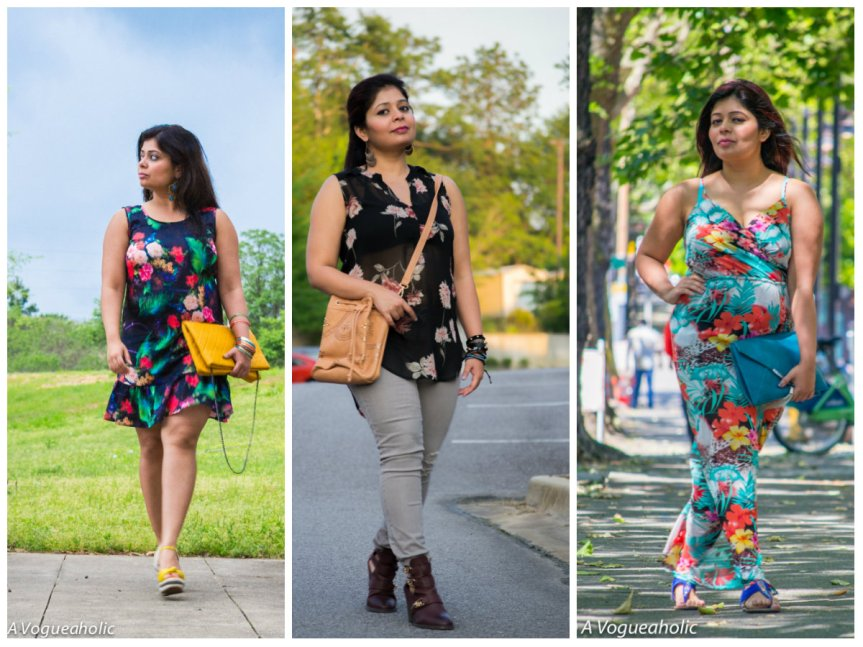 Trend To Try :: Dark Florals